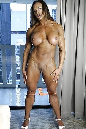 Big Tits Bodybuilder Porn Pictures